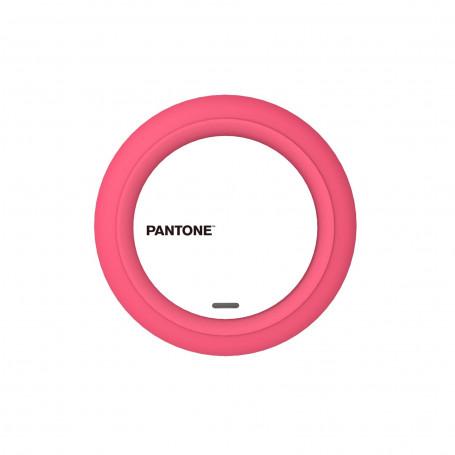 Caricatore QI Wireless - Rosa