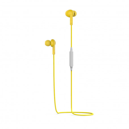 Auricolari Stereo Bluetooth Pantone - Giallo