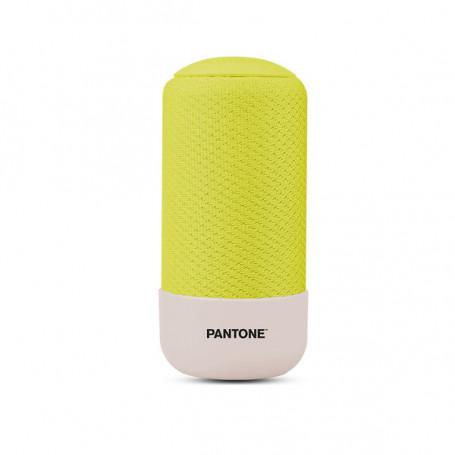 Speaker Bluetooth Pantone - Giallo