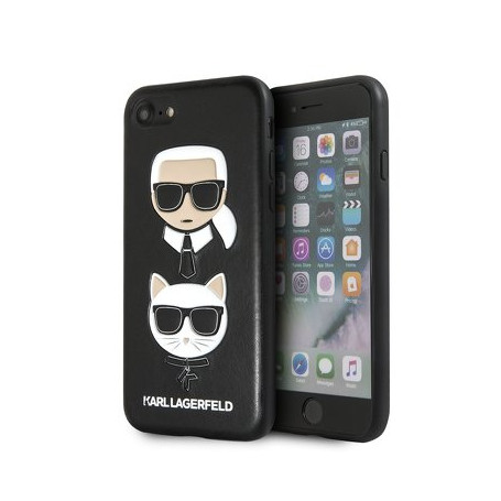 Custodia KARL LAGERFELD KLHCI8KICKC iPhone 7/8 - NERO