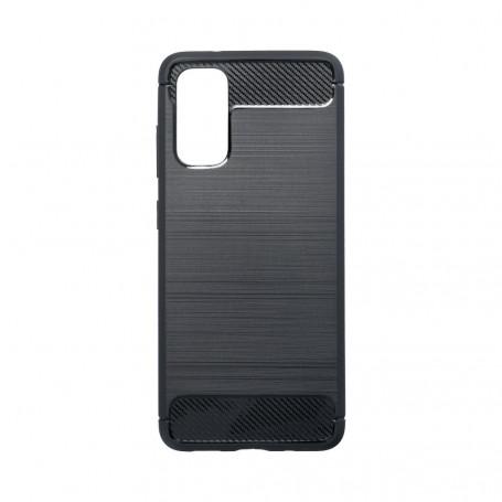 Custodia FORCELL Carbon per Samsung S11/S20 - NERO