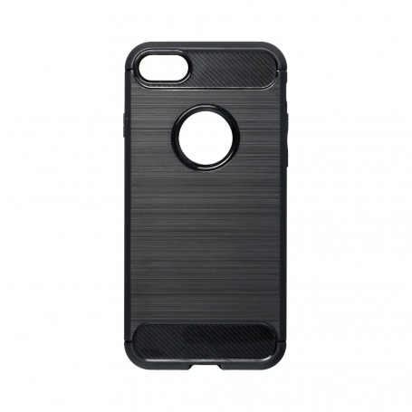 Custodia FORCELL Carbon per iPhone 7/8 - NERO