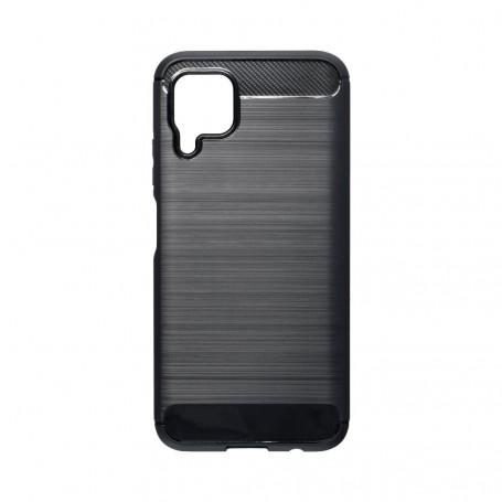Custodia FORCELL Carbon per Huawei P40 Lite - NERO