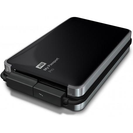 WD 2TB My Passport Pro - Hard Disk Esterno Portatile - Thunderbolt