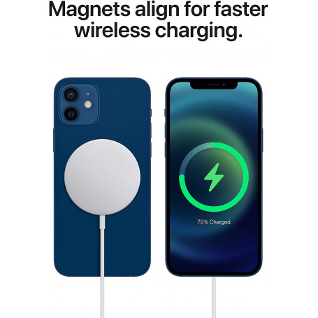 Wireless charger Qi 15W for MagSafe