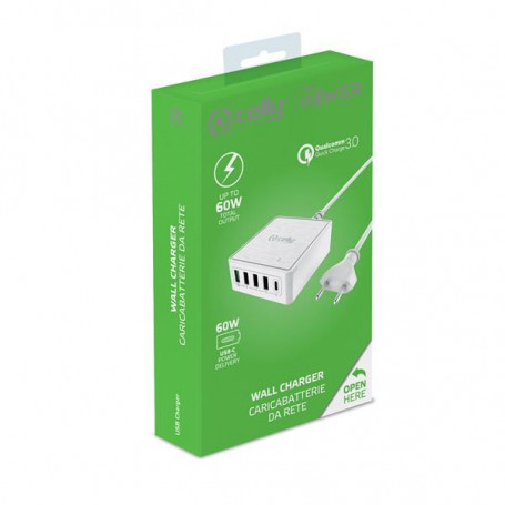 POWERSTATION USB-C PD 60W WH