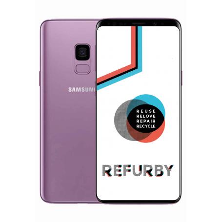 Samsung SM-G965F 9+ 128Gb - Purple
